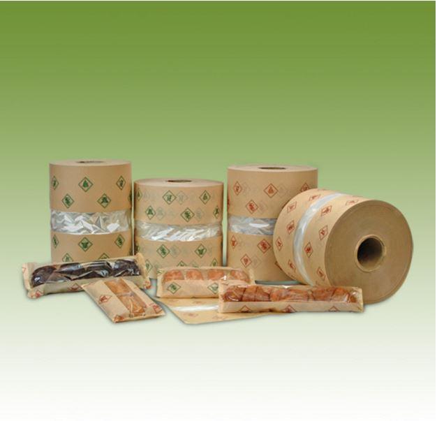Bobinas de papel plastificado (CV-PP)
