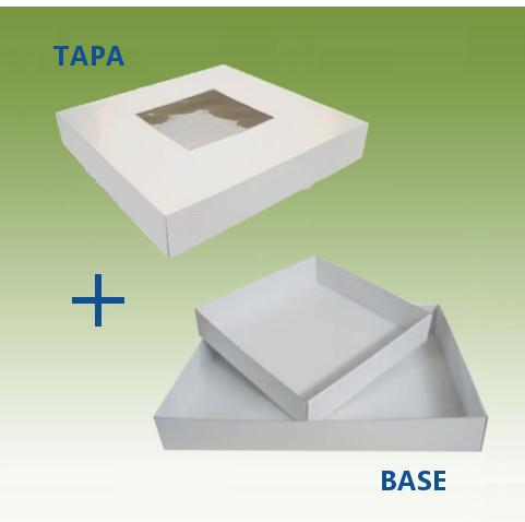 Cajas de dos piezas