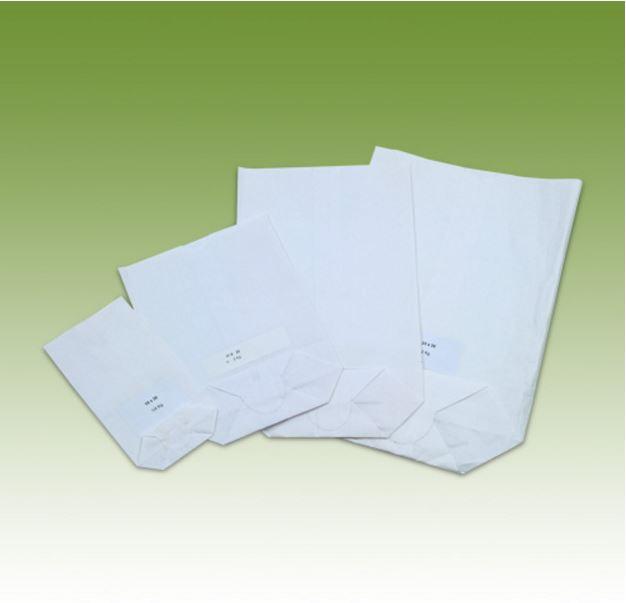 Bolsas de papel cilíndricas